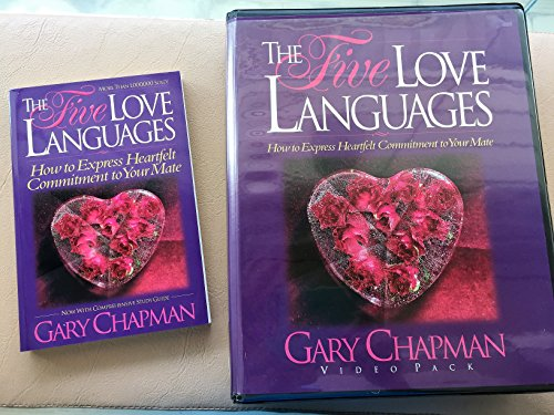 9780805498622: The Five Love Languages Video Pack