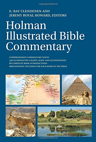 The Holman Illustrated Bible Commentary (Hardcover)