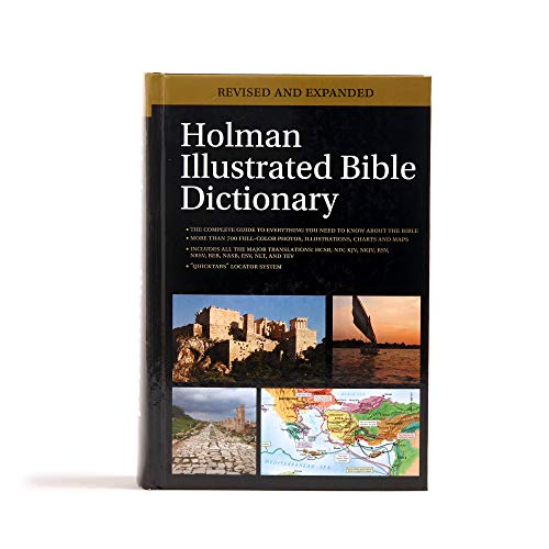 9780805499353: Holman Illustrated Bible Dictionary