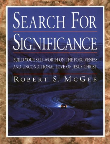 9780805499902: The Search for Significance: Workbook