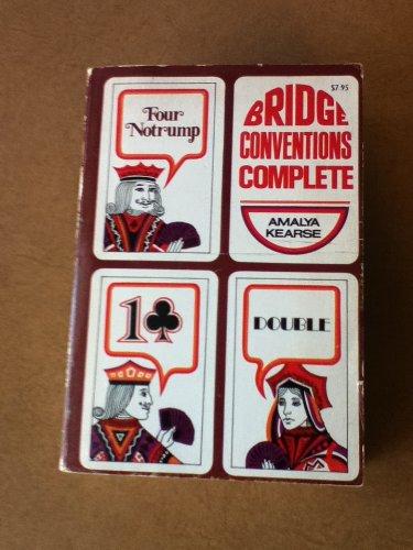 9780805501919: Bridge Conventions Complete