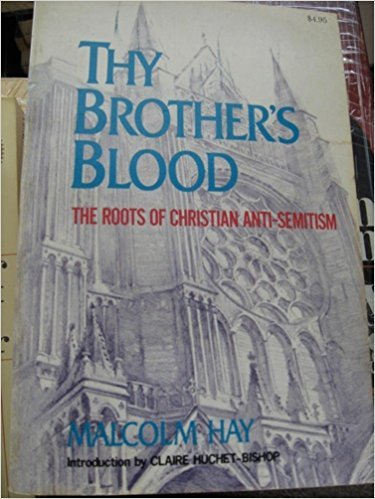 9780805502121: Thy Brother's Blood