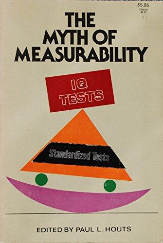 9780805503128: The Myth of Measurability
