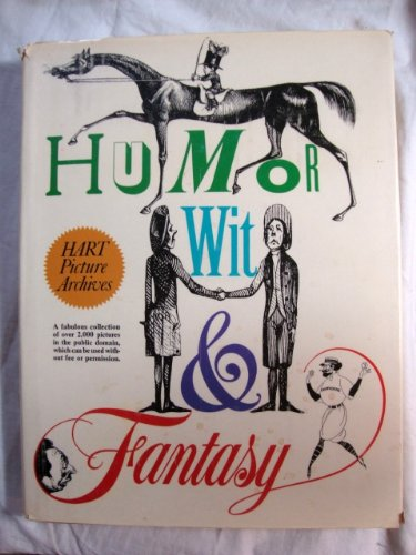 9780805511659: Humor, wit, & fantasy (Hart picture archives)