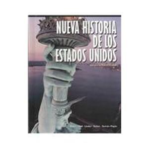 9780805601350: Nueva Historia De Los Estados Unidos