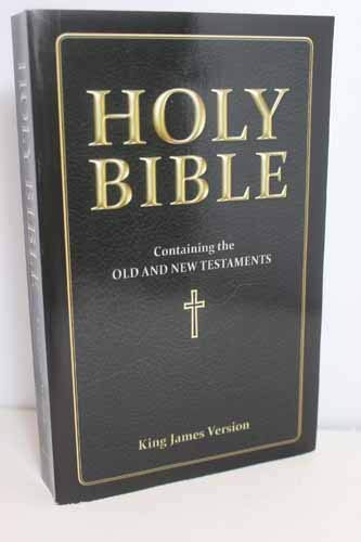 9780805656749: Holy Bible: King James Version