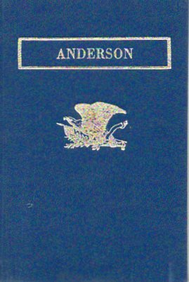 9780805700206: Sherwood Anderson