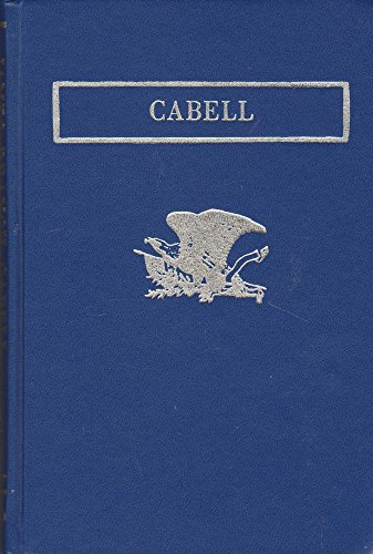 9780805701203: James Branch Cabell (Twayne's United States Authors Series, 21)