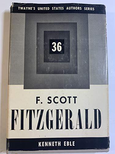 9780805702606: F. Scott Fitzgerald