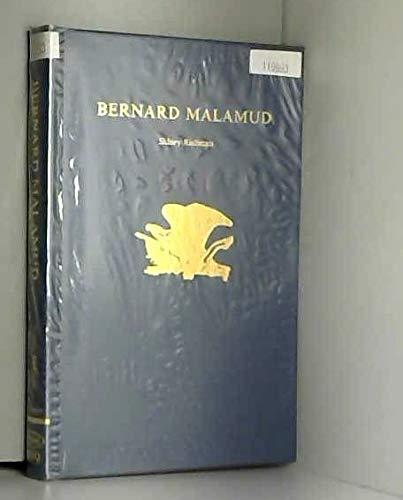 9780805704723: Bernard Malamud