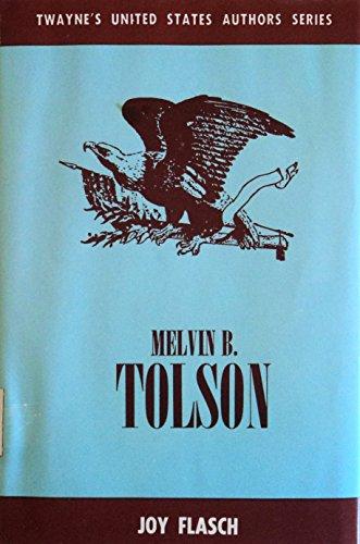 9780805707366: Melvin B. Tolson