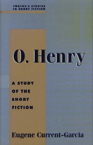 9780805708592: O. Henry: A Study of the Short Fiction (Twayne's Studies in Short Fiction) (No 49)