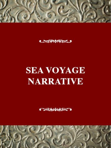 9780805709681: Studies in Literary Themes and Genres Series: The Sea Voyage Narrative