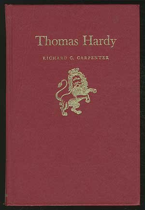 9780805712445: Thomas Hardy (Twayne's English Authors Series)