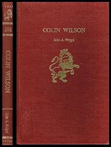 Colin Wilson: WIEGEL, John A.