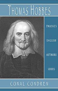 English Authors Series: Thomas Hobbes: Condren, Conal