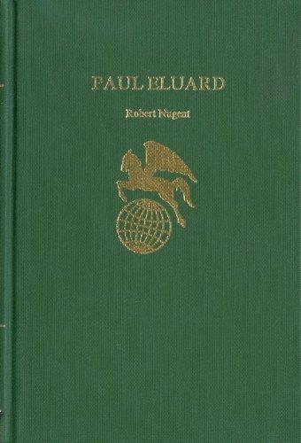 9780805722994: Paul Eluard (Twayne's world authors series, TWAS 322. France)