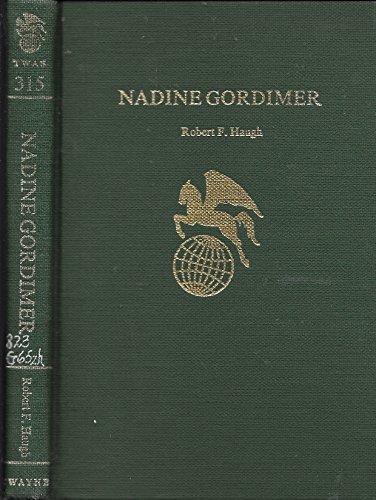 Nadine Gordimer (Twayne's World Authors Series, Twas: Robert F. Haugh