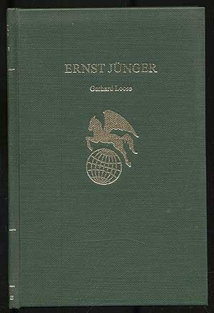 9780805724790: Ernst Junger (Twayne's world authors series, TWAS 323. Germany)
