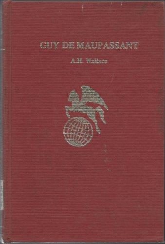 9780805726022: Guy De Maupassant