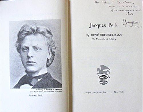 Jacques Perk: Breugelmans, Rene