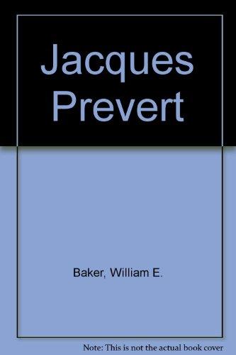 9780805727142: Jacques Prevert