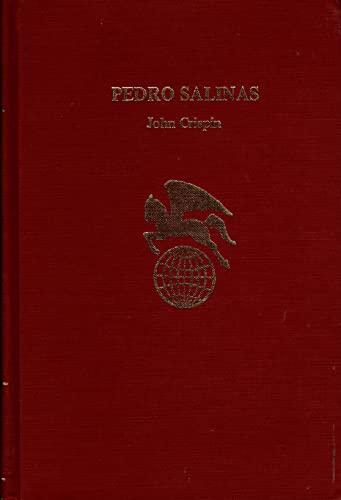 9780805727845: Pedro Salinas (Spain)