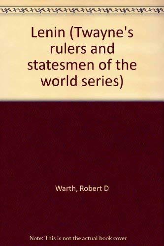 Lenin: Robert D. Warth