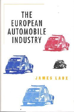 9780805738001: European Automobile Industry
