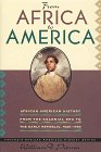 9780805739039: From Africa to America: African American History from the Colonial Period to the Early Republic, 1526-1790 (African American History Series)