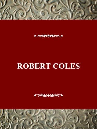 9780805740141: Robert Coles (United States Authors Series)