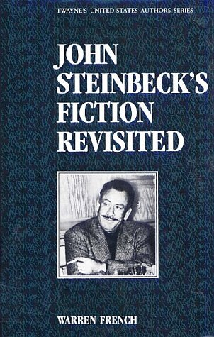 9780805740172: John Steinbeck's Fiction Revisited (Twayne's United States Authors Series)