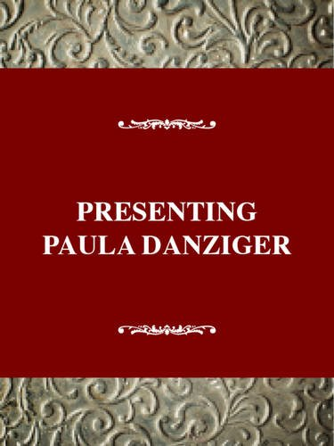 Young Adult Authors Series: Presenting Paula Danziger: Krull, Kathleen