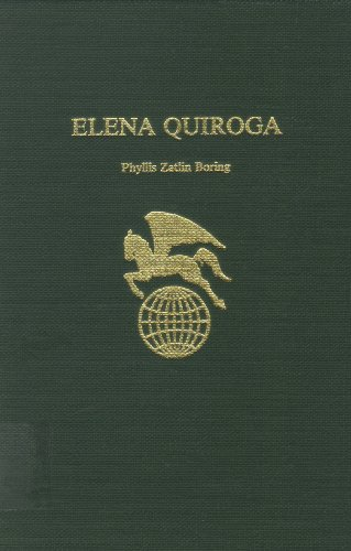 Elena Quiroga: Boring, Phyllis Zatlin