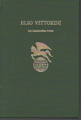 9780805763591: Elio Vittorini (Italy)
