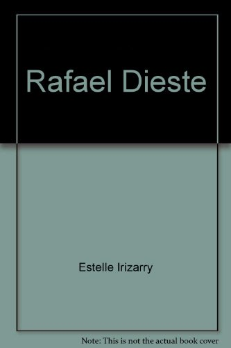 Rafael Dieste (Twayne's world authors series ;: Irizarry, Estelle