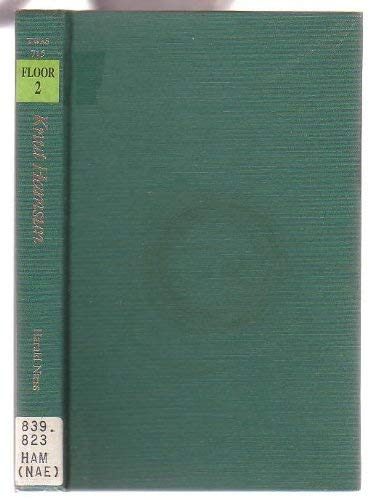 9780805765625: Knut Hamsun (Twayne's world authors series)