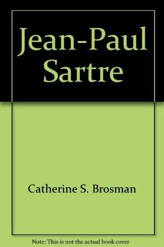 9780805765908: Jean-Paul Sartre