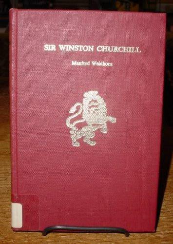 9780805767605: Sir Winston Churchill (Twayne's English authors series ; TEAS 264)