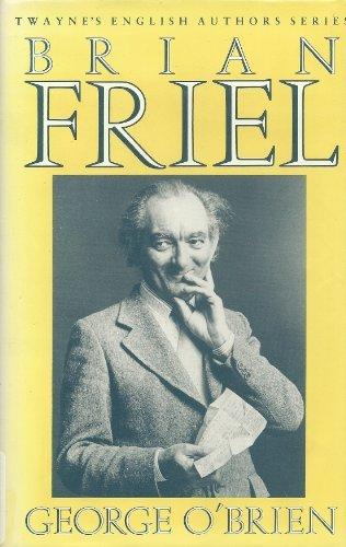 9780805769807: Brian Friel (Twayne's English Authors Series)