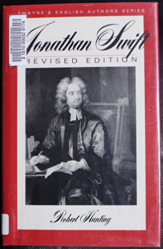 9780805769821: Jonathan Swift (Twayne's English Authors Series)