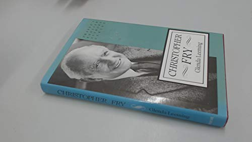 9780805769982: Christopher Fry (Twayne's English Authors Series)
