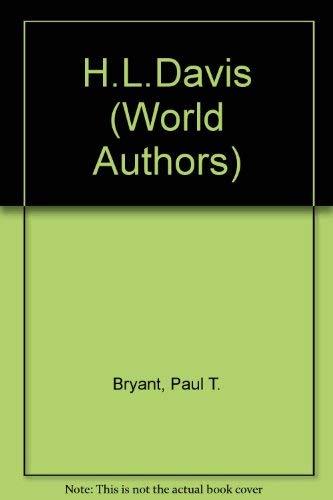 H. L. DAVIS: BRYANT, Paul T.