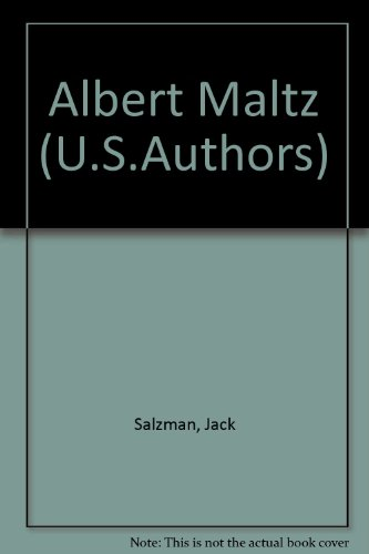 9780805772289: Albert Maltz (U.S.Authors)