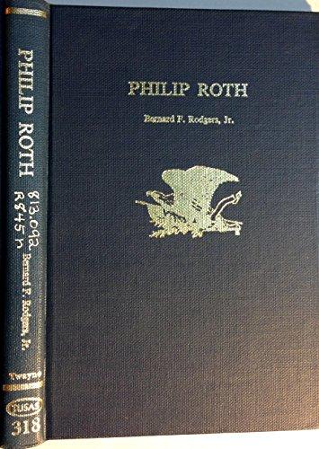 9780805772494: Philip Roth (U.S.Authors)