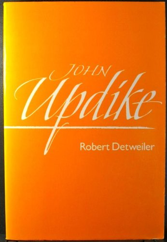9780805774290: John Updike (U.S.Authors)