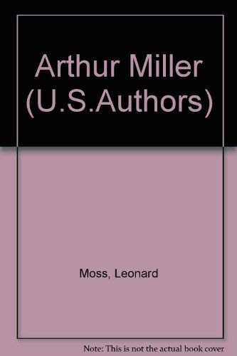9780805774320: Arthur Miller (U.S.Authors)