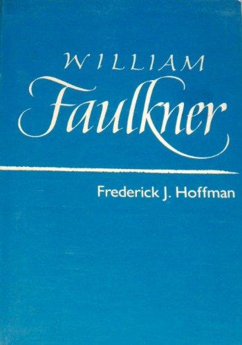9780805774443: William Faulkner (U.S.Authors)