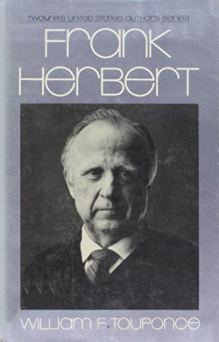 9780805775143: Frank Herbert (Twayne's united states authors series, no 532)