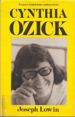 9780805775266: Cynthia Ozick (Twayne's United States Authors)